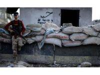 Ji 'herêma bêçek' a Îdlibê êrîşî rejîmê kirin