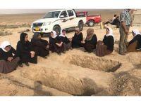 Goreke bikom a Kurdên Êzdî hate dîtin