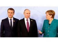 Erdogan, Putin, Macron û Merkel derbarê Sûriyê de dicivin
