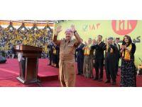 Barzanî: Serkeftin a hemû gelê Kurdistanê ye