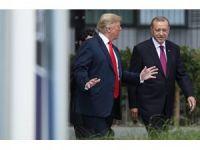 Trump û Erdoğan pêwendiya telefonî danîn
