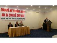 Platforma Zimanê Kurdî Komxebata xwe ya pêşî saz kir