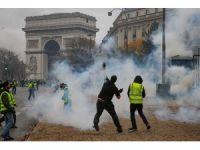 Bîlançoya xwepêşandanên li Fransayê hat eşkerekirin