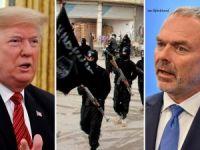 Trump kurdan davêje ber guran