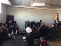 Serokê Giştî yê PAKê Mustafa Özçelik ji bo hilbijartinên herêmî li Mûşê bû