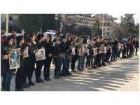 Xwendekarên Efrînî bangî Neteweyên Yekgirtî kir
