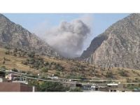 Balafirên Tirkiyê bombebaran kir, 2 welatî can dan
