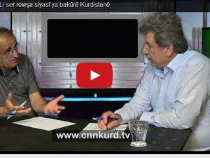 Abid Gurses: Di siyaseta bakurê Kurdistanê de kultureke nû divê !