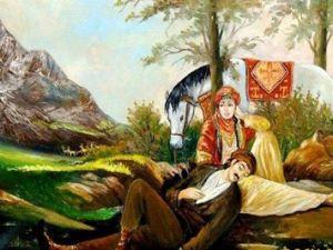 Destana Dewrêşê Evdî ji folklora gelêrî ya kurdî Xeleka 2yemîn